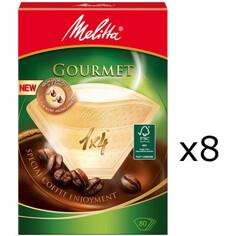 Melitta Kaffefilter Gourmet Tillbehör till Kaffe & Espresso