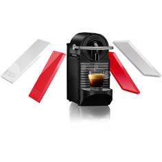 Nespresso Pixie D60C Clips Whi Kapselmaskin