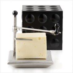 Nuance Acciaio formaggio