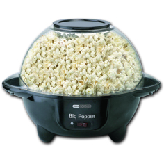 OBH Nordica 6398 Big Popper Popcornmaskin