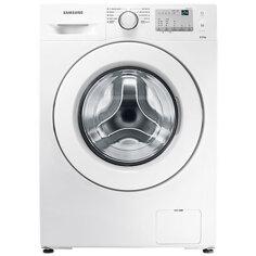 Samsung WW80J3283KW/EE Frontmatad tvättmaskin