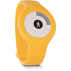 Withings Go - Yellow