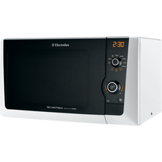 Electrolux EMS21400W Frittstående mikroovn