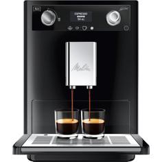 Melitta Gourmet Svart Espressomaskin