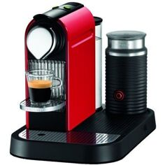 Nespresso Citiz & Milk C121RE Kapselmaskin
