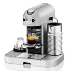 Nespresso Gran Maestria Silver Kapselmaskin