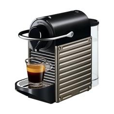 Nespresso Pixie Electric Titan Kapselmaskin