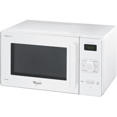 Whirlpool GT 288/WH Fritstående mikroovn