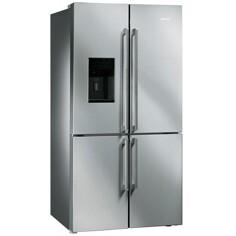 Smeg FQ75XPED Side-by-side