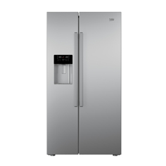 Beko GN162530X Side-by-side