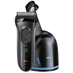 Braun Shaver Serie 3 Grå/Sort Barbermaskin