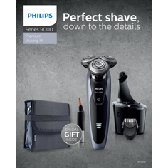 Philips S9111/31N limited Barbermaskine