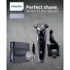 Philips S9111/31N limited Barbermaskin