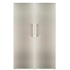 Cylinda K 2285 RF + F 2285N RF Fristående kylskåp