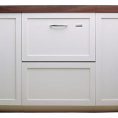 Fisher & Paykel DD 60 SITTHL7 Integrerbar opvaskemaskine