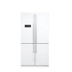 BEKO GNE114612WA+/Is Amerikanerkøleskab