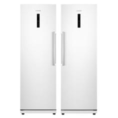 Samsung RR34H6245WW + Fristående kylskåp