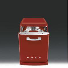 Smeg BLV2R-2 Fritstående opvaskemaskine