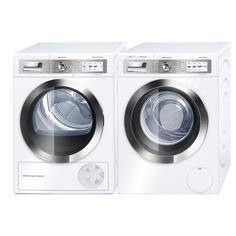 Bosch WAY32899SN + Frontmatad tvättmaskin