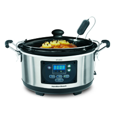 Hamilton Beach Slowcooker 4,7L Slow cooker