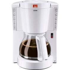 Melitta Look IV Vit Kaffebryggare