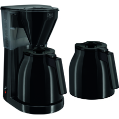 Easy Therm - 2 kander Kaffemaskine