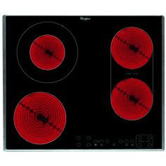 Whirlpool AKT 8700/IX Keramisktopp