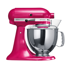 Kitchenaid Artisan HINDBÆR Køkkenmaskine