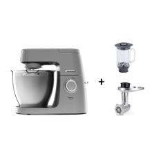 Kenwood KVL6170S Elite XL Køkkenmaskine
