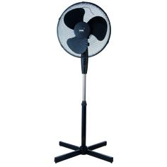 MIA Gulvventilator 43 cm sort Ventilator