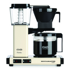 Moccamaster KBG962 LIGHT IVORY Kaffemaskine