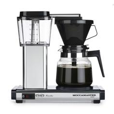 Moccamaster H931 Pol. Silver Kaffemaskine