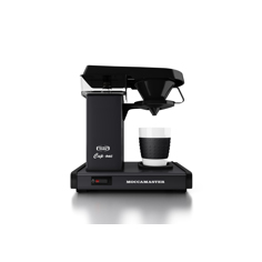 Moccamaster Cup-One Matt Black Kaffemaskine