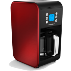 Morphy Richards Accent Red Kaffetrakter