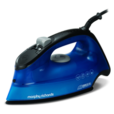 Morphy Richards Breeze Blå Strygejern