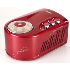 Nemox PRO1700 1,7L UP röd Glassmaskin