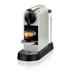 Nespresso CitiZ 2 White Kapselmaskin