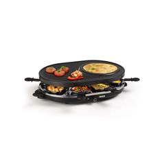 Princess Raclette 8 Oval Gril Övrig köksapparat
