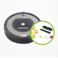 iRobot Roomba 772 inkl. Robotdammsugare