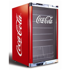 Scandomestic High Cube Frittstående kjøleskap