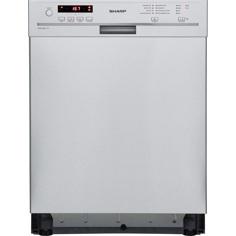 Sharp QW-GT24U463I-NR Underbygningsopvaskemaskine