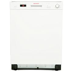 Sharp QW-C12U492W-NR Integrerbar opvaskemaskine