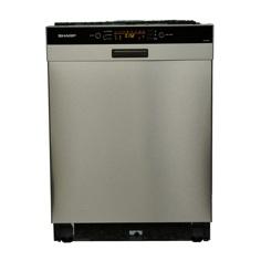 Sharp QW-T34U463I Underbygningsopvaskemaskine
