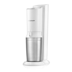 SodaStream Crystal White Metal Kolsyremaskin