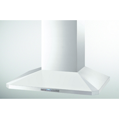 Thermex Decor 786 60cm hvid Vegghengt ventilator