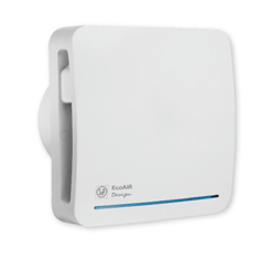 Ecoair Design - m/Timer Ventilator