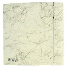 Hvid Marmor Front til Silent Ventilator