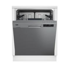 Beko DUN28320X Innebygd oppvaskmaskin
