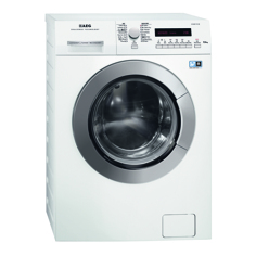 AEG L77696NWD Kombinert vask/tørk