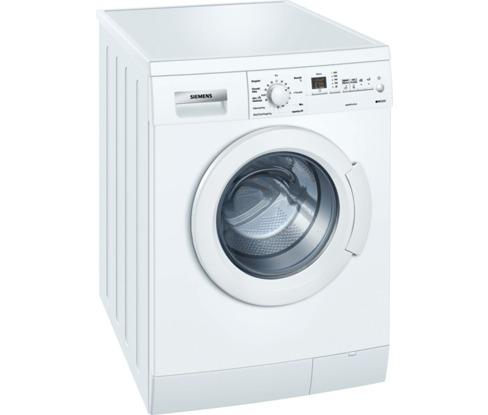 wm14e361dn frontbetjent vaskemaskine fra siemens til kr. Black Bedroom Furniture Sets. Home Design Ideas